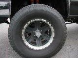 2005 Chevrolet Silverado 1500 Z71 Crew Cab 4x4 Custom Wheels