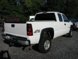 2007 Chevrolet Silverado 2500HD Classic LS Extended Cab 4x4 Data, Info and Specs