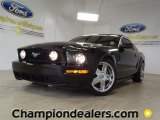 2005 Black Ford Mustang GT Premium Coupe #57355160