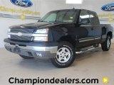 2003 Black Chevrolet Silverado 1500 Z71 Extended Cab 4x4 #57355157