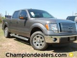 2011 Sterling Grey Metallic Ford F150 XLT SuperCrew #57354746