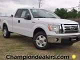 2011 Oxford White Ford F150 XLT SuperCab #57354740