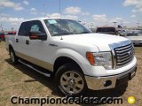 2011 Oxford White Ford F150 XLT SuperCrew #57354734