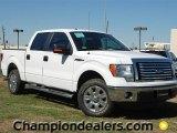 2011 Oxford White Ford F150 XLT SuperCrew #57354732
