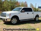 2011 Oxford White Ford F150 XLT SuperCrew #57354729
