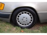 Mercedes-Benz E Class 1991 Wheels and Tires
