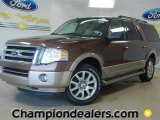 2011 Golden Bronze Metallic Ford Expedition EL XLT #57354697