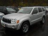 2006 Bright Silver Metallic Jeep Grand Cherokee Limited 4x4 #57355544