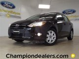 2012 Black Ford Focus SE Sedan #57355094