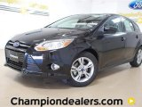 2012 Black Ford Focus SE Sport 5-Door #57355086