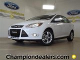 2012 Oxford White Ford Focus SE Sport Sedan #57355079