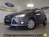2012 Sterling Grey Metallic Ford Focus SE 5-Door #57355070