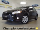 2012 Black Ford Focus SE 5-Door #57355069