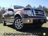 2012 Golden Bronze Metallic Ford F150 King Ranch SuperCrew 4x4 #57355062