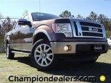 2012 Golden Bronze Metallic Ford F150 King Ranch SuperCrew 4x4 #57355062