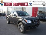 2012 Nissan Frontier Pro-4X King Cab 4x4