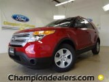 2012 Ford Explorer EcoBoost FWD Data, Info and Specs