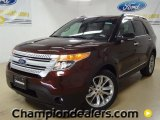 2012 Cinnamon Metallic Ford Explorer XLT #57355019