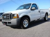 2005 Ford F250 Super Duty XL Regular Cab Data, Info and Specs