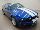 2005 Sonic Blue Metallic Ford Mustang GT Premium Coupe #57354576