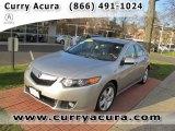 2009 Palladium Metallic Acura TSX Sedan #57355392