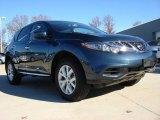 2011 Graphite Blue Nissan Murano SL #57355379