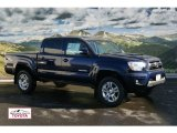 2012 Nautical Blue Metallic Toyota Tacoma V6 TRD Sport Double Cab 4x4 #57354527