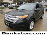 2011 Ebony Black Ford Explorer XLT #57354510