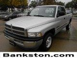 2001 Bright Silver Metallic Dodge Ram 1500 SLT Club Cab #57354502