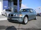 2004 Grey Green Metallic BMW 3 Series 325xi Sedan #57440291