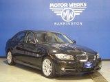 2009 Jet Black BMW 3 Series 335xi Sedan #57440206
