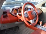 2003 Nissan Murano SL AWD Steering Wheel