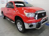 2007 Radiant Red Toyota Tundra SR5 Double Cab 4x4 #57447281