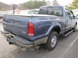 2007 Ford F250 Super Duty Medium Wedgewood Blue Metallic