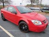 2010 Chevrolet Cobalt LS Coupe Front 3/4 View