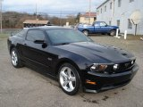 2011 Ford Mustang Ebony Black