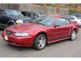 2003 Redfire Metallic Ford Mustang V6 Coupe #57447444