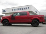 2012 Ford F150 FX4 SuperCrew 4x4