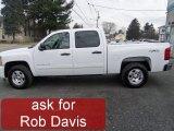 2011 Summit White Chevrolet Silverado 1500 LT Crew Cab 4x4 #57447000