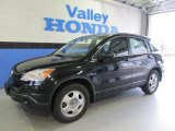 2009 Crystal Black Pearl Honda CR-V LX 4WD #57446967