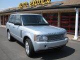 2007 Zermatt Silver Metallic Land Rover Range Rover HSE #57447368
