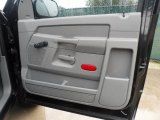 2007 Dodge Ram 1500 ST Regular Cab 4x4 Door Panel