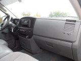 2007 Dodge Ram 1500 ST Regular Cab 4x4 Dashboard
