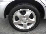 Mazda Protege 2002 Wheels and Tires