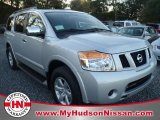 2012 Brilliant Silver Nissan Armada SV #57446773