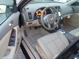 2012 Nissan Altima 2.5 SL Frost Interior