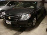 2012 Black Granite Metallic Chevrolet Malibu LS #57486485