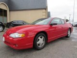 2003 Chevrolet Monte Carlo Victory Red