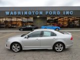 2011 Ingot Silver Metallic Ford Fusion Sport #57486711