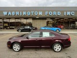 2011 Bordeaux Reserve Metallic Ford Fusion SE V6 #57486709